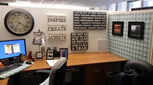 fice Cubicle Decor