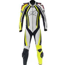 spyke blinker rac leather motorcycle suits for men usa