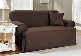 sofa mesmerizing 3 piece t cushion sofa slipcover sure fit