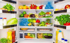 comment bien ranger frigo rangement cahier de cuisine