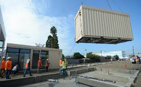 100 Containers Turned Into Homes How These Shipping Containers Converted To Housing Have