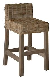 Counter Height Chairs With Backs by Furniture Makes The Set Durable And Enjoyable With Wicker Counter