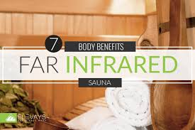 7 benefits of far infrared saunas elevays