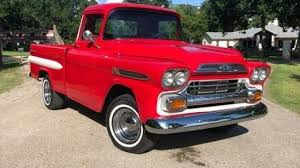100 Autotrader Classic Truck 1959 Chevrolet 3100 For Sale Near Cadillac Michigan 49601