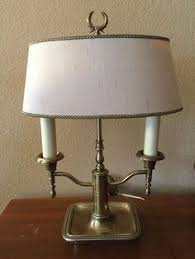 Frederick Cooper Table Lamps Brass by Vintage Stiffel Brass U0026 Porcelain Table Lamp 28