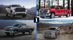 100 Super Duty Truck Heavy Pickup Comparison Vs Ram Vs Silverado
