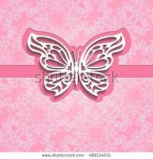Butterfly Paper Craft Template Lovely Best Patterns