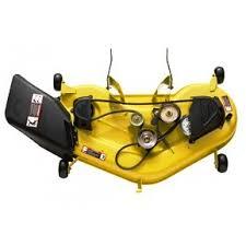 John Deere Stx38 Yellow Deck Removal by John Deere La145 Belt John Deere Belts John Deere Belts Www