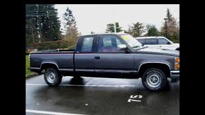 100 Trucks For Cheap Truck For Sale Chevrolet C1500 Silverado 1995 SOLD