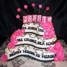 geburtstagstorte 18 geburtstag cakes for