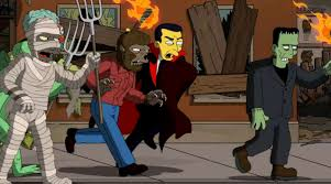 Best Halloween Episodes Of The Simpsons by The Simpsons News