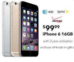 iPhone 6 16GB Deal at Best Buy Black Friday is $99 99