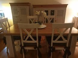 esszimmer möbel gruppe im landhausstil tisch stühle 4500 ne