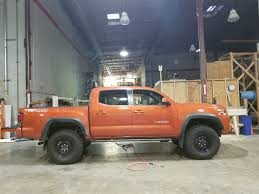 100 Toyota Full Size Truck Put 2558516s On Stock OR Wheels And Suspension TruBluTacoma