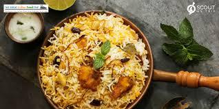 biryani indian cuisine types of biryani south the great indian food trip
