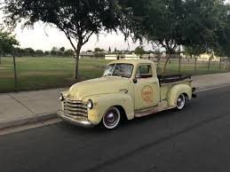 1951 Chevy Pickup 3100 - Used Chevrolet Pickup For Sale In Fresno ...