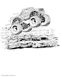 Free Printable Monster Truck Coloring Pages Kn Printable Coloring Pages For Kids Grave Digger Monster Truck Page And Coloring Pages Free Books Bigfoot Page 28 Collection Of Max D High Quality To Print Library For Birthday Transportation Cool Kids Transportation Line Art Download Best Drawing With Blaze Boy