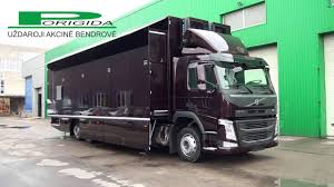 Special Purpose Truck Body Volvo, With Retractable Sides. - YouTube Truck Body Trailer Doors Am Group Del Equipment Up Fitting Service Bodies Composite Sierra Inc Providing Truck Equipment In Kaunlaran Builders Corp Monster Body Clipart Johnie Gregory