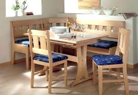 Corner Dining Tables Room Bench With Back Awesome Kitchen Table Set Benches Booth