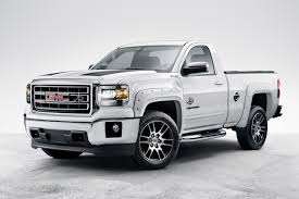 GMC-Debuts-The-Exclusive-Leader-Edition-2015-Sierra-Light-Duty-in ...