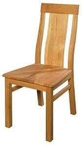 acerto esszimmerstuhl aus eiche massiv geölt extrem robust ergonomisch geformt holzstuhl für küche esszimmer rustikaler esstisch stuhl