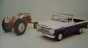 1960 Ford F100 With 1960 Ford Farm Tractor | Old Toy Trucks ... Custom Toy Trucks Moores Farm Toys Wyatts Semis Tonka Classic Steel Mighty Loader Truck Wwwkotulascom Free Models Farmer Bigdaddy Tractor Trailer Car Collection Case Carrier Transport Trikes Kid Cars Cycling Gear The Home Depot Rcrobot Collection On Ebay 1960 Ford F100 With Old 116th Big Farm John Deere Ram 3500 Dually Skidloader And 5th Tow Large Action Series Brands Products Pump Garbage Air