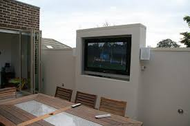 Outdoor Tv Cabinets For Flat Screens Living Stunning Outdoor Tv
