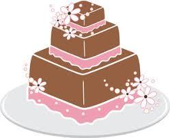 Free Wedding Cake Clip Art Image clip art image of a 3 tier wedding cake