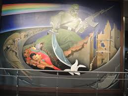Denver International Airport Murals Pictures by Debunking The Denver Airport Conspiracy U2013 Memoir Of A Meanderer