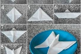 28 Napkin Folding Techniques That Will Transform Your Dinner Table