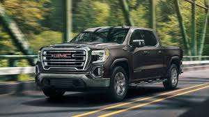 100 Light Duty Truck 2019 GMC Sierra 1500 Pickup Model Overview
