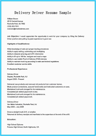 100 Truck Jobs No Experience Resume For Driver With Picture Resume For