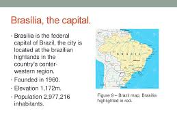 100 Where Is Brasilia Located Cerrado The Brazilian Savanna Ppt Download