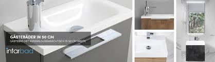 50 cm waschtisch maße badmöbel sets designbaeder