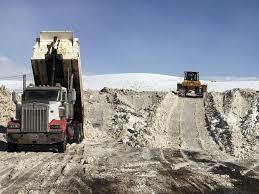 100 Trucks In Snow Park City Deploys Dump Trucks In Major Snowhauling Operation