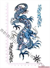 Related Tattoos Tribal Gothic Dragon Tattoo Design