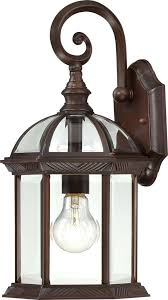colonial exterior lighting fixtures house style wall sconces