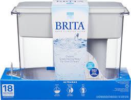 Brita Water Filter Faucet Walmart by Brita Ultramax Water Filtration Dispenser Walmart Canada