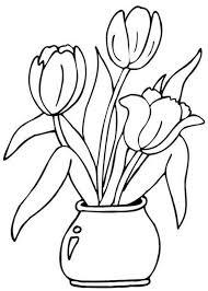 colorier les dessins de fleurs