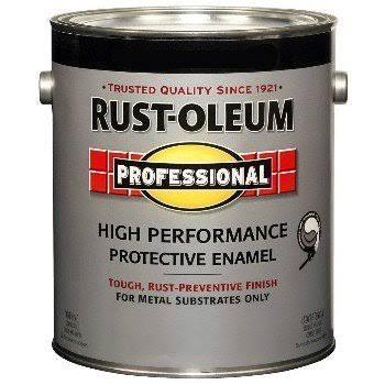 Rust Oleum 781402 High Performance Protective Enamel Paint - Light Machine Gray, 1gal