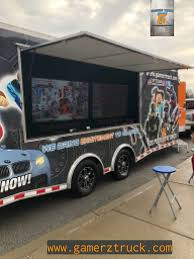 100 Game Trucks Pin By GAMERZ TRUCK LASER TAG On Video Truck Party