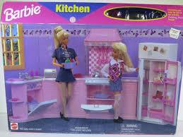 Dollhouse Kitchen Furniture 1 Wood Miniature Dollhouse Kitchen
