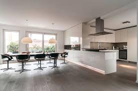 küche ideen einrichtung küche wohnzimmer ideen modern
