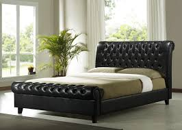 Black Leather Headboard King Size by Fantastic Leather Headboards King Size Beds Headboard Ikea