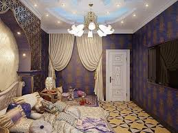 Harem Style Bedrooms With An Arabian Nights Feel