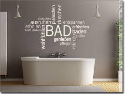 wandtattoo badezimmer motive und sprüche zum wohlfühlen