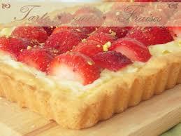 dessert aux fraises tarte aux fraises le cuisine de samar