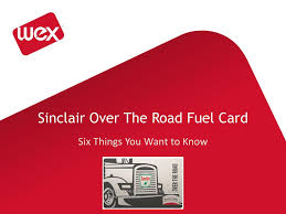 Sinclair Over The Road Fuel Card - Ppt Download Discount Fuel Cards Save On At Major Truck Stops Card Services For Small Business Close Brothers Spend Your Money Where It Matters News Acptance Inntaler Station Open 24 Hours A Day Best Truck Drivers Trucking Companies Are Struggling To Attract The Brig Natural Gas Hillertruck Dispatching Microanalyst Associates Inc Sinclair Over The Road Ppt Download Driver Resume Sample Resumeliftcom Compass Payment Fleet Cps