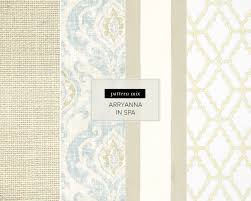 Navy Geometric Pattern Curtains by How To Mix Patterns Like A Pro How To Decorate