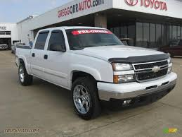 2006 Chevrolet Silverado 1500 Z71 Crew Cab 4x4 In Summit White ... 6in Suspension Lift Kit For 9906 Chevy Gmc 4wd 1500 Pickup 2006 Chevrolet Silverado Work Truck Sale In Tucson Az Kodiak 4500 Streetlegal Monster Photo Image Dale Enhardt Jr Big Red Pictures 2011 Colorado Reviews And Rating Motor Trend Ss 2014 Truckin Thrdown Competitors 2500hd With Alc Cversion Ls1tech Lt Extended Cab 4x4 Sport Ls Regular Black 187228 Moss_rst Specs Photos Expressway Buick Mount Vernon In Owensboro